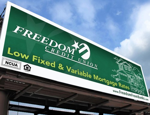 Freedom Credit Union Outdoor