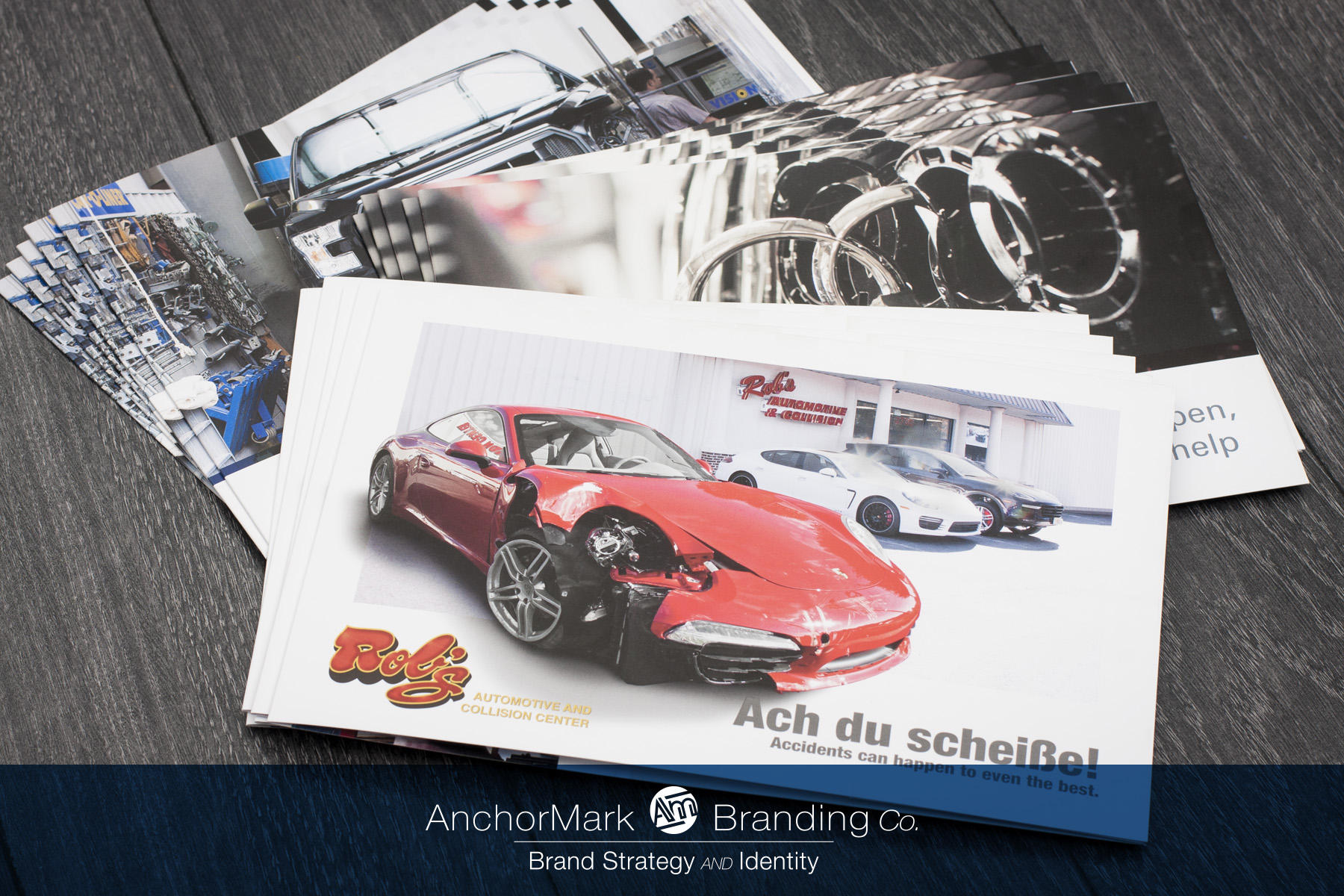 Rob's Collision Direct Mail