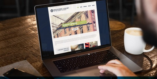 Bucks County Redevelopment Authority home page